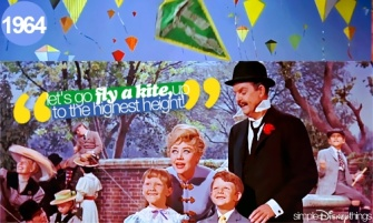 Mary Poppins kite