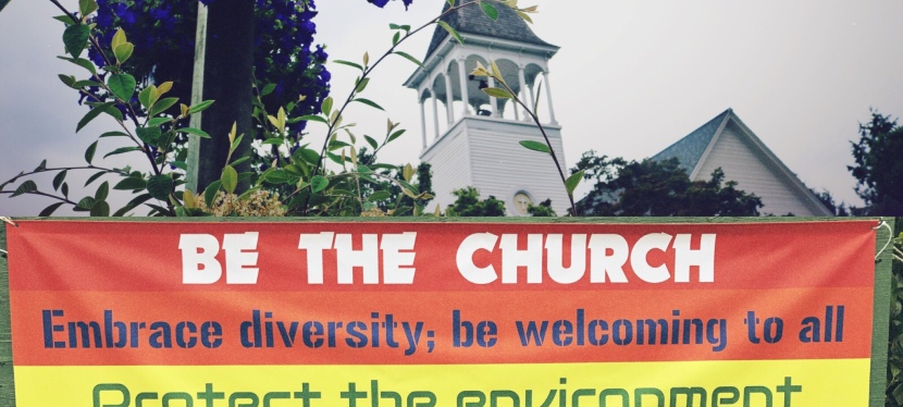 Short and Sweet: Inclusive Faith and Charming Steeple