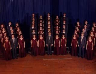 Chorus 1985-1986