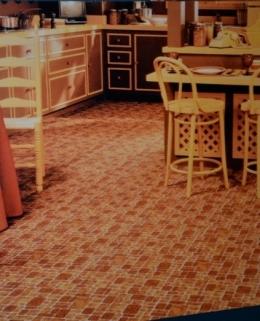 Photo-of-Printed-Kitchen-Carpet