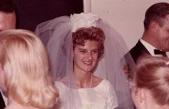 Pam Davis bride
